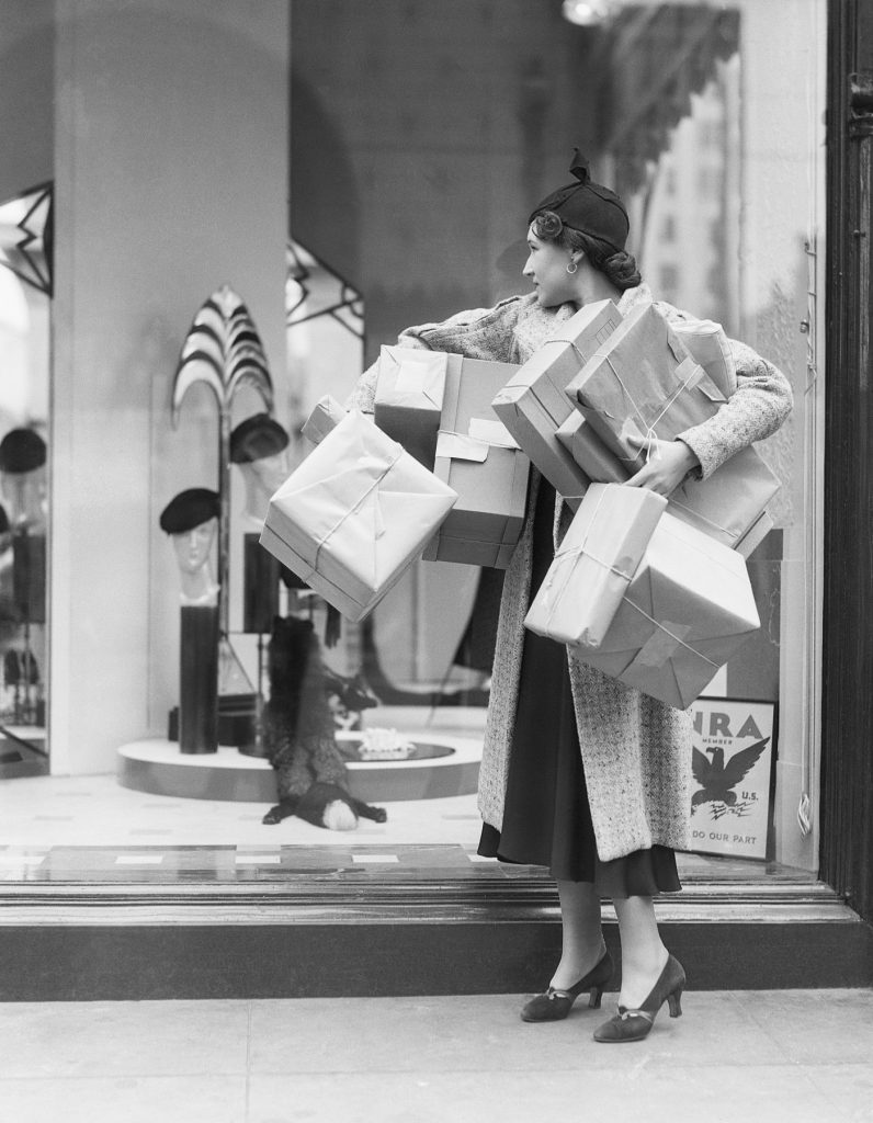 Buyer's Remorse tip #1: Avoid shopping apps