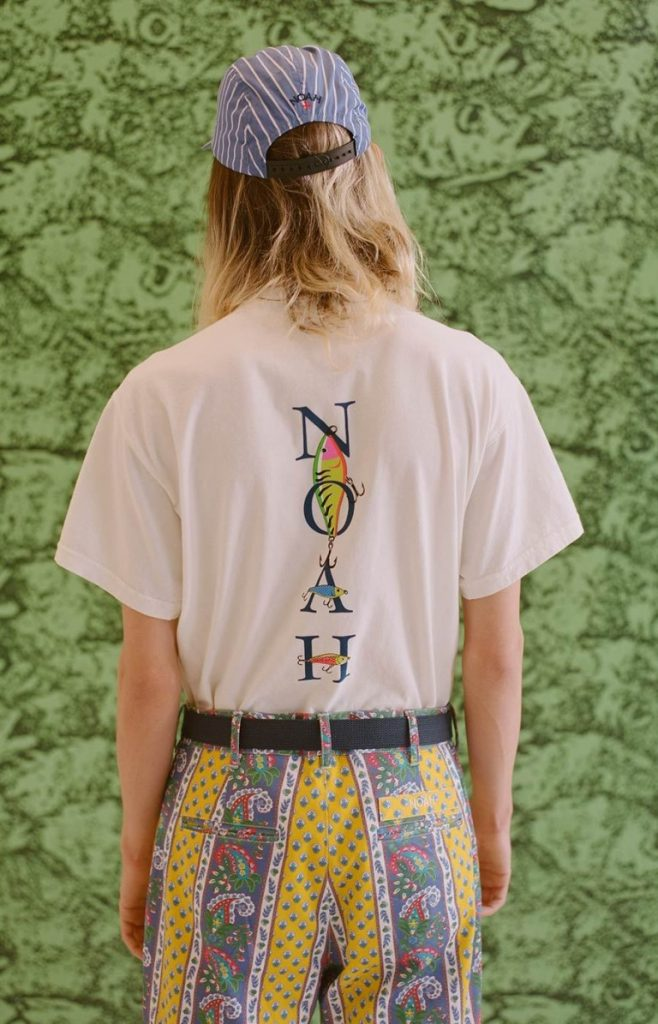 Noah, sustainable streetwear brand