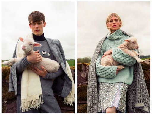 Photo by Nick Leary via The Campaign for Wool
