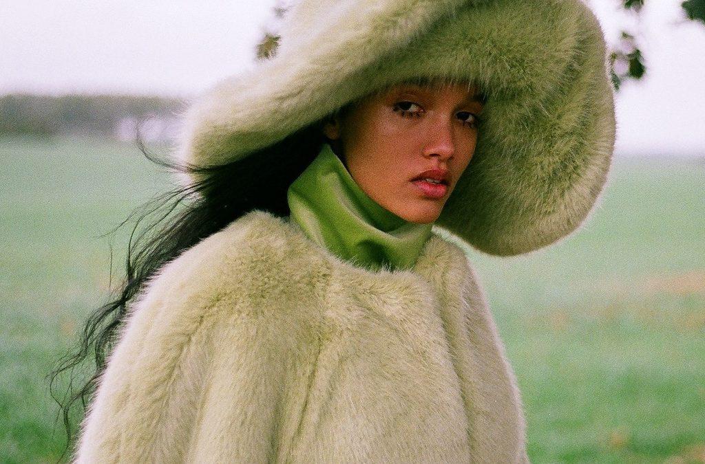 Fur Vegan Coat